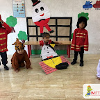 Humpty Dumpty Rhyme Enactment (Nursery) 23-8-2017