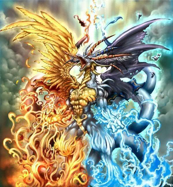 Terion, Dragons