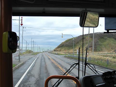 沿岸バス「豊富留萌線」 1401 車窓 その3