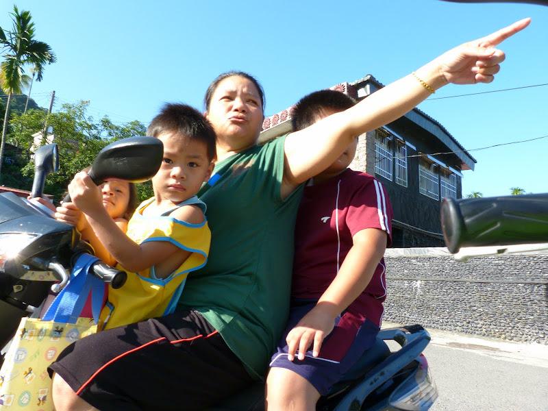 Tainan County.De Dona village à Meinong via Sandimen en scooter.J 12 - P1220437.JPG