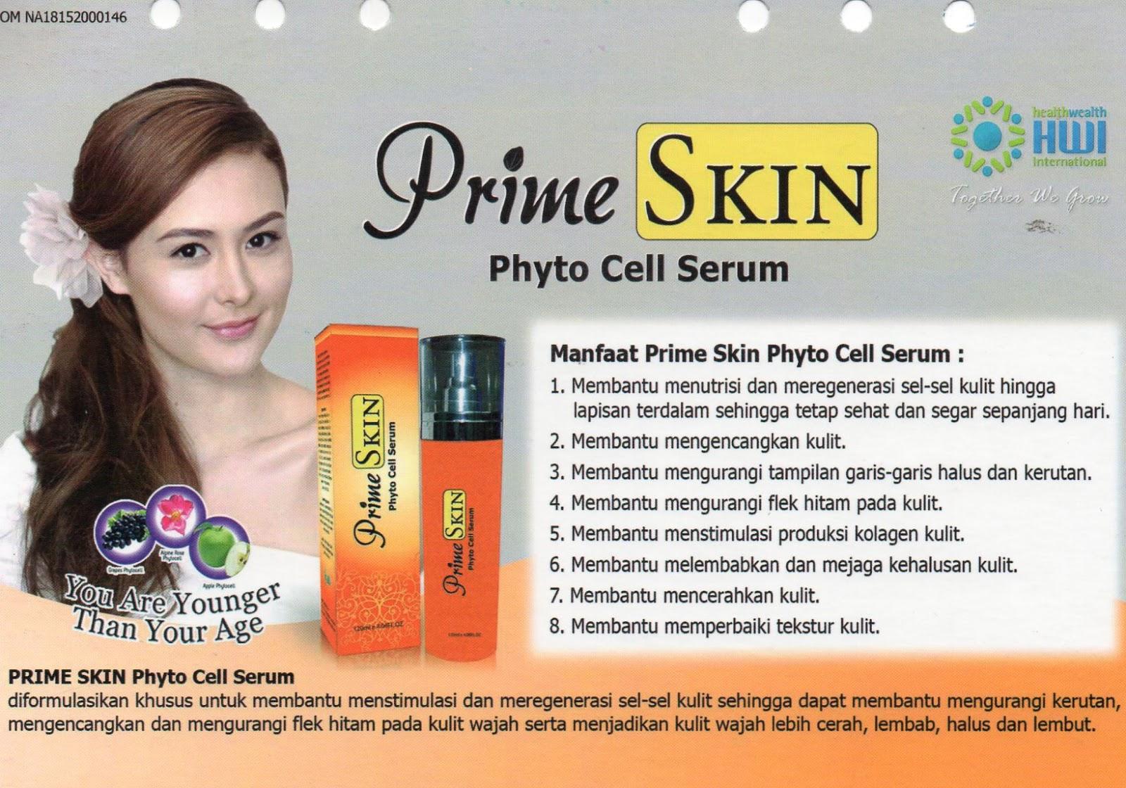Agen HWI Cikarang: Prime Skin Phyto Cell Serum