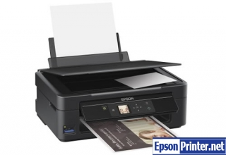 Get Epson ME-535 resetter application