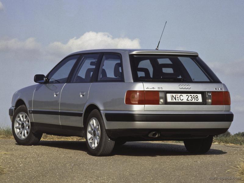 1994 Audi 100 - Pictures - CarGurus