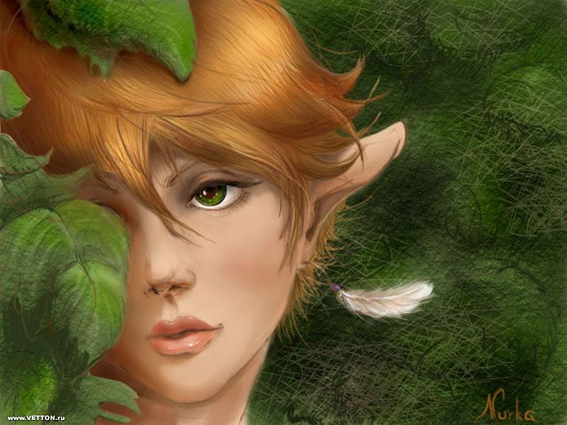 Beauty Of Sexy Hunter, Elven Girls 2