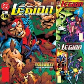 Legion of Super-Heroes (1989 - 2000)