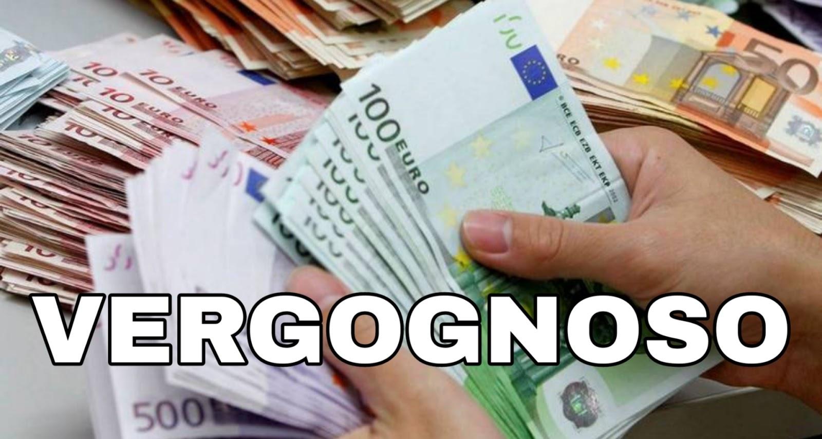 Scoperta clamorosa sui soldi donati per l'emergenza covid