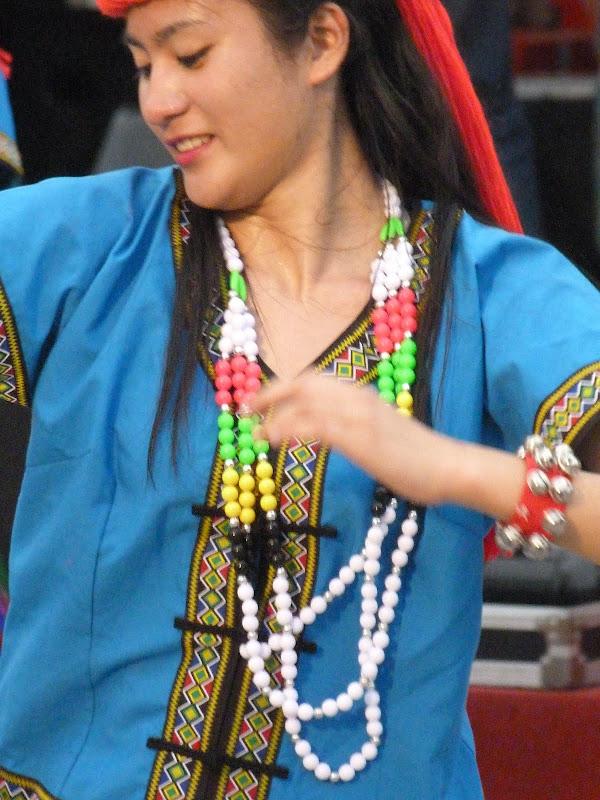 Parc Huashan. Taipei. Danses aborigènes