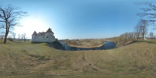 360 Foto - Bauskas Pils