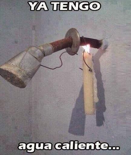 Caldera agua caliente - Caldera no calienta agua si calefaccion ...