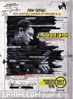 Nằm Vùng 1 - Legends Season 1 (2014) Poster