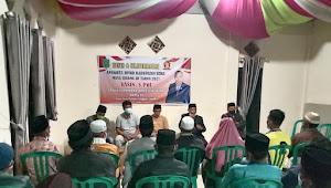 Anggota Dewan Dapil V1 Yasin S.Pdi Melakukan Reses Dan Silaturahmi