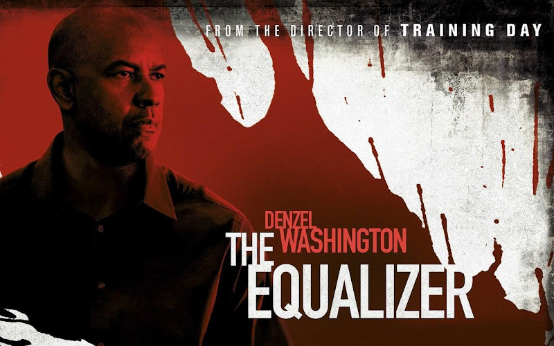 The Equalizer movie poster