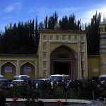Mosquée Id-Kha : façade