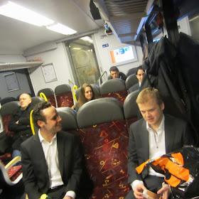 Europese excursie: Brussel en Leuven (21 t/m 24 maart)2012