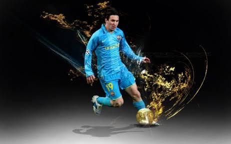 Messi rock's - 2
