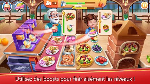 Code Triche Ma cuisine APK MOD screenshots 3