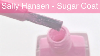 "Sally Hansen - Sugar Coat ""700 Cotton Candies"""