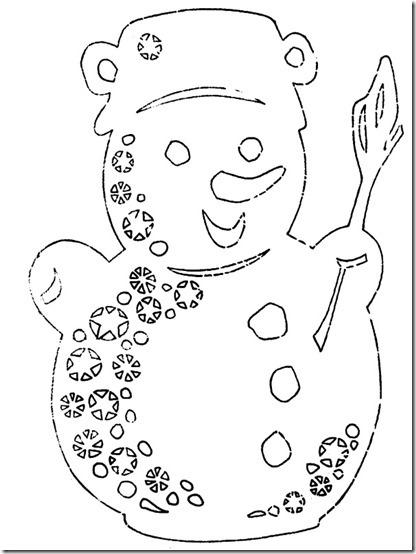 patrones para recortar ventanas navidad  (4)