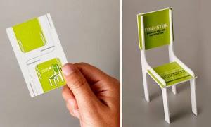 40 mẫu card visit đẹp, ý tưởng, sáng tạo