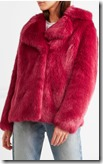 Michael Michael Kors Faux Fur Jacket