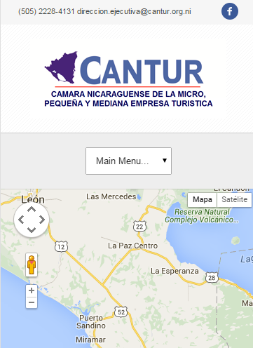 Directorio Cantur Nicaragua