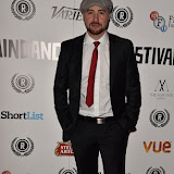OIC - ENTSIMAGES.COM - Nathanael Wiseman at the  My Hero Film Premiere at Raindance Film Festival London 25th September 2015 Photo Mobis Photos/OIC 0203 174 1069