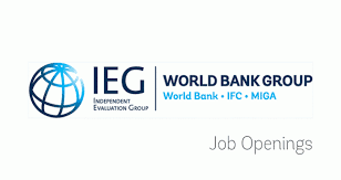 world bank jobs opportunity