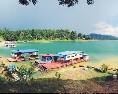 Lake Kenyir