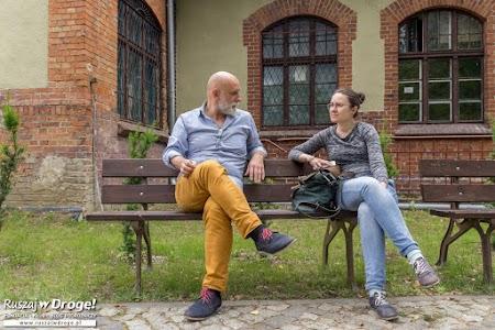 Artur Galicki - opowiedział nam reszelskich inicjatywach
