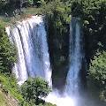 Slap je ukupne visine 59,6 m sa najvećom barijerom visokom 32,2 m