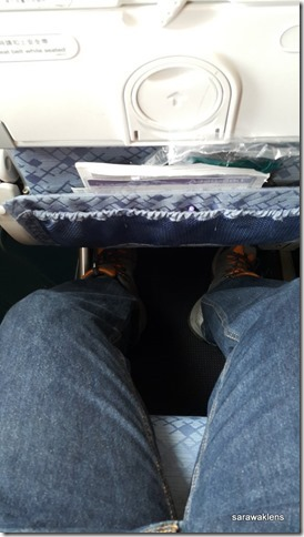 cathay pacific a330 leg space