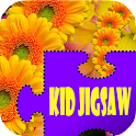 Flowers Kid Jigsaw Puzzle icon