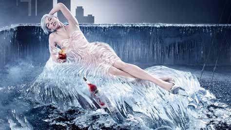 Milla Jovovich, anuncio