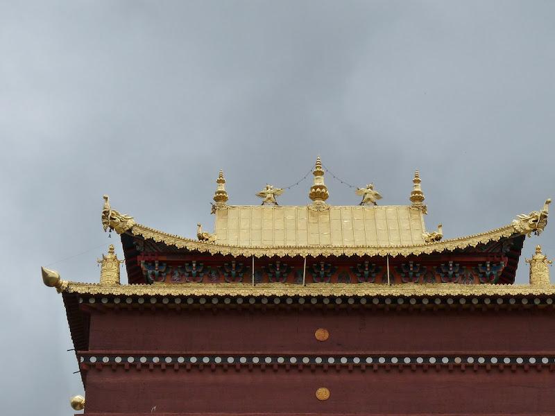 Chine.Yunnan. Ganten Sumtsenling Monastery, Shangri la - P1260068.JPG