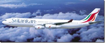 SriLankan A340