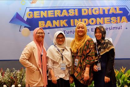 Pengantar Perjalanan Menuju #GenerasiDigitalBankIndonesia