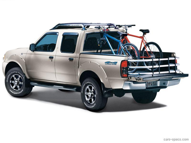2001 nissan frontier king cab specifications pictures prices. Black Bedroom Furniture Sets. Home Design Ideas