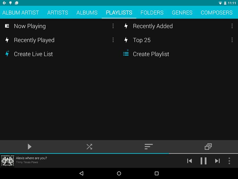 Rocket Music Player Screenshot 9