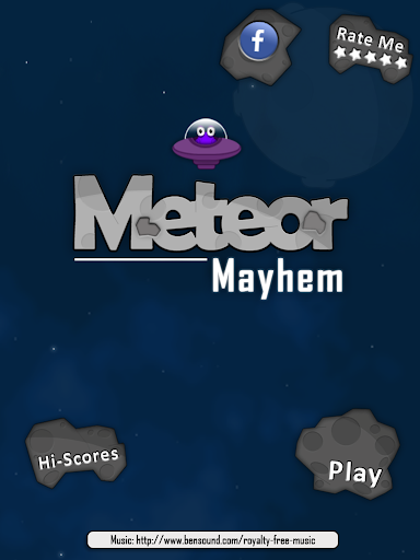 Meteor Mayhem