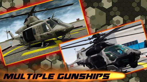 American Gunship Enemy Battle for PC