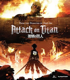 Ataque a los Titanes - Shingeki no Kyojin - Attack on Titan - 1ª Temporada (2013)