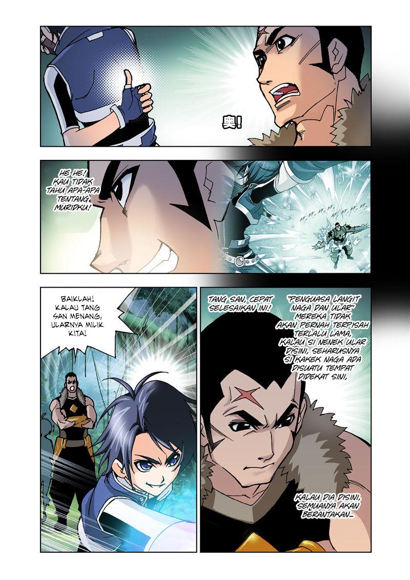 Baca Manga Soul Land Chapter 23 Komik Station