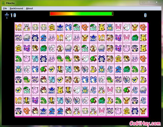 game pikachu 2003