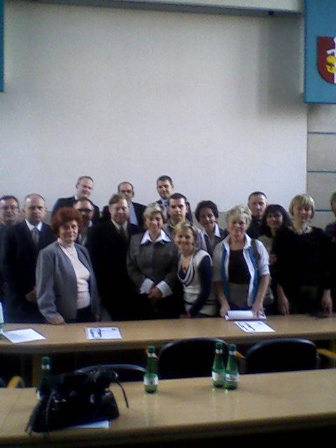 Zaprzysiężenie Rady Dzielnicy Mały Kack 2007 - 6.jpg