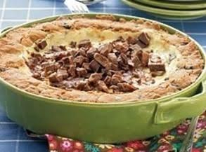 Chocolate Chip Cookie Dough Pie Recipe