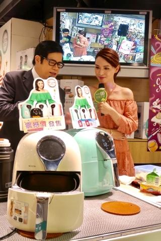 [烹飪] 無油健康煮食 ❤ 陳煒 × Nutzen健康新煮意分享會