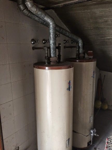 Tapping Water Heater Supply For Fridge Connection
