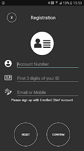 Chief Authentication System- screenshot thumbnail