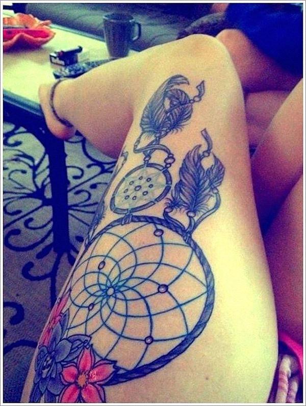 apanhador_de_sonhos_coxa_tatuagem