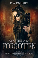 """""""The Forgotten"""" di K.A. Knight"""